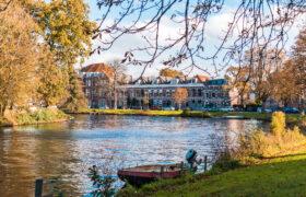Zoeterwoudsesingel Leiden